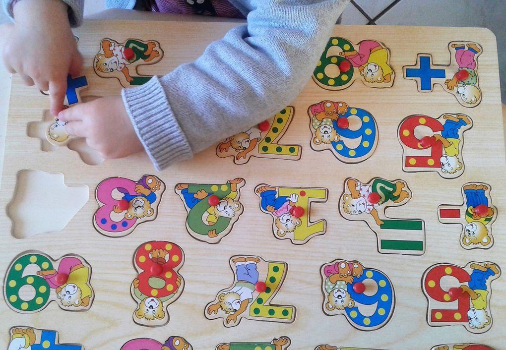 Activité puzzle