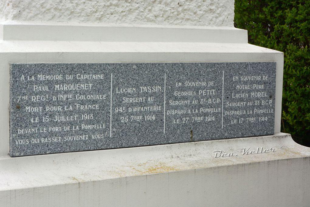 La Ferme d'Alger - Le Monument-Ossuaire