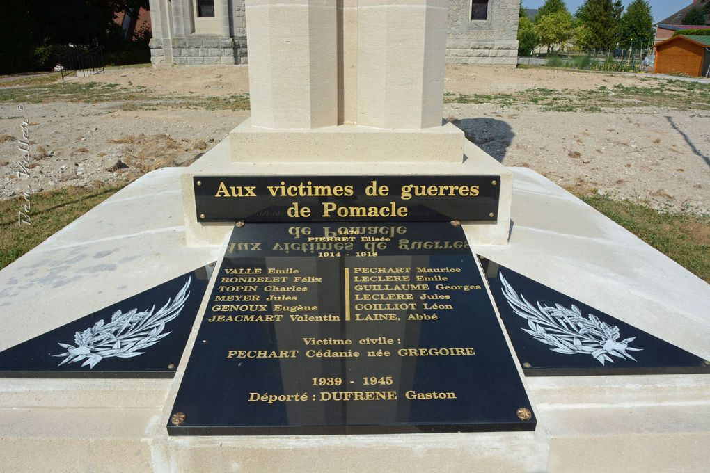 Pomacle - Monument aux Morts
