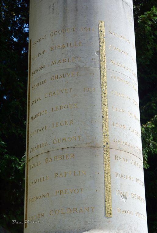 La colonne (cliquez sur les photos)