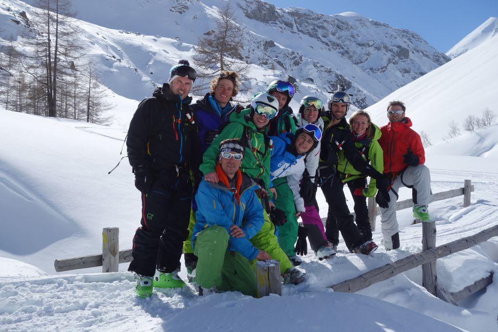 http://www.geromegualaguidechamonix.com Souvenirs d'Hiver en Hors Pistes, Free Ride, ski de randonnées, Héliski, alpinisme...(Photos prises et appartenants à Gérôme GUALA)