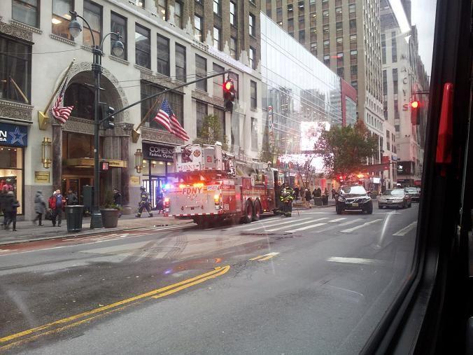 New York jour 7 - parte ouane : 12 nov. 2013