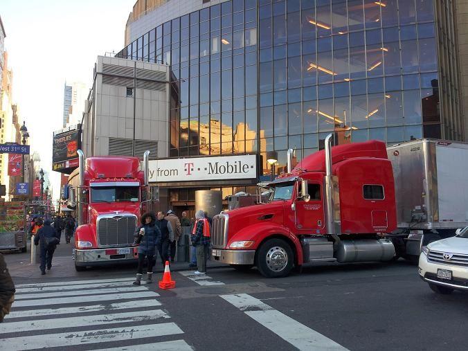 New York jour 8 - 13 novembre 2013, on part
