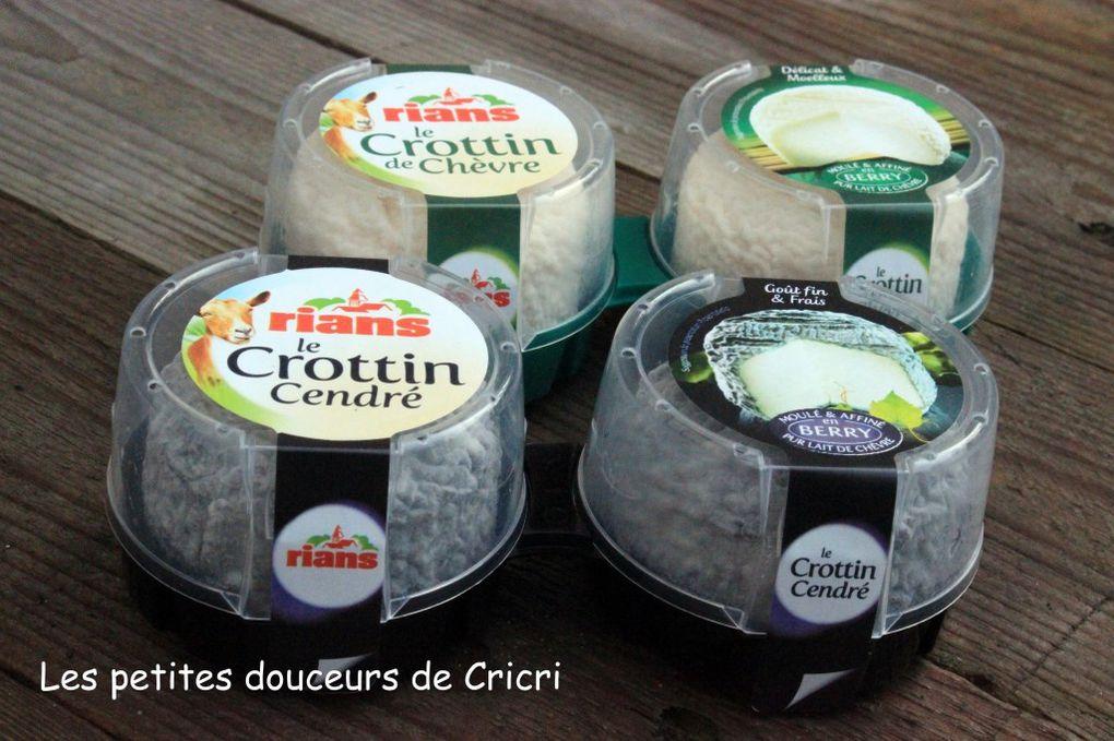 Entre la poire et le fromage avec Rians