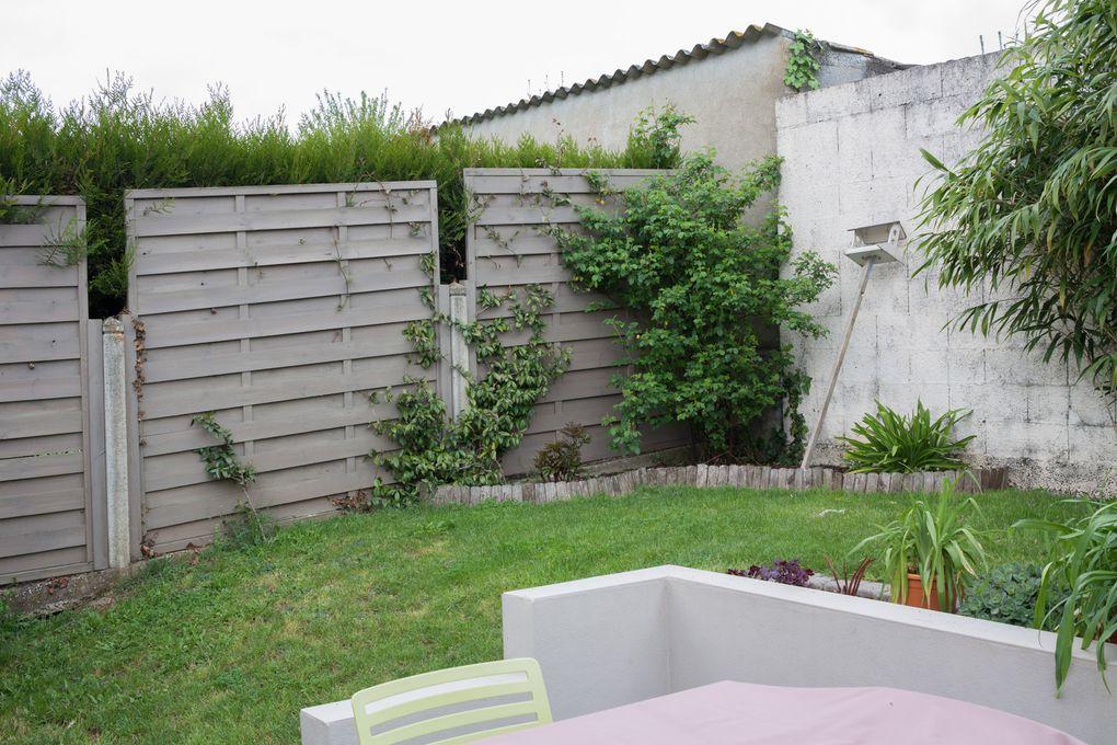 Le jardin et les projets