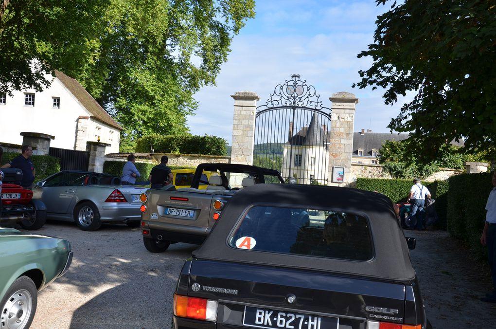 Château de condé. Nouvelles photos.