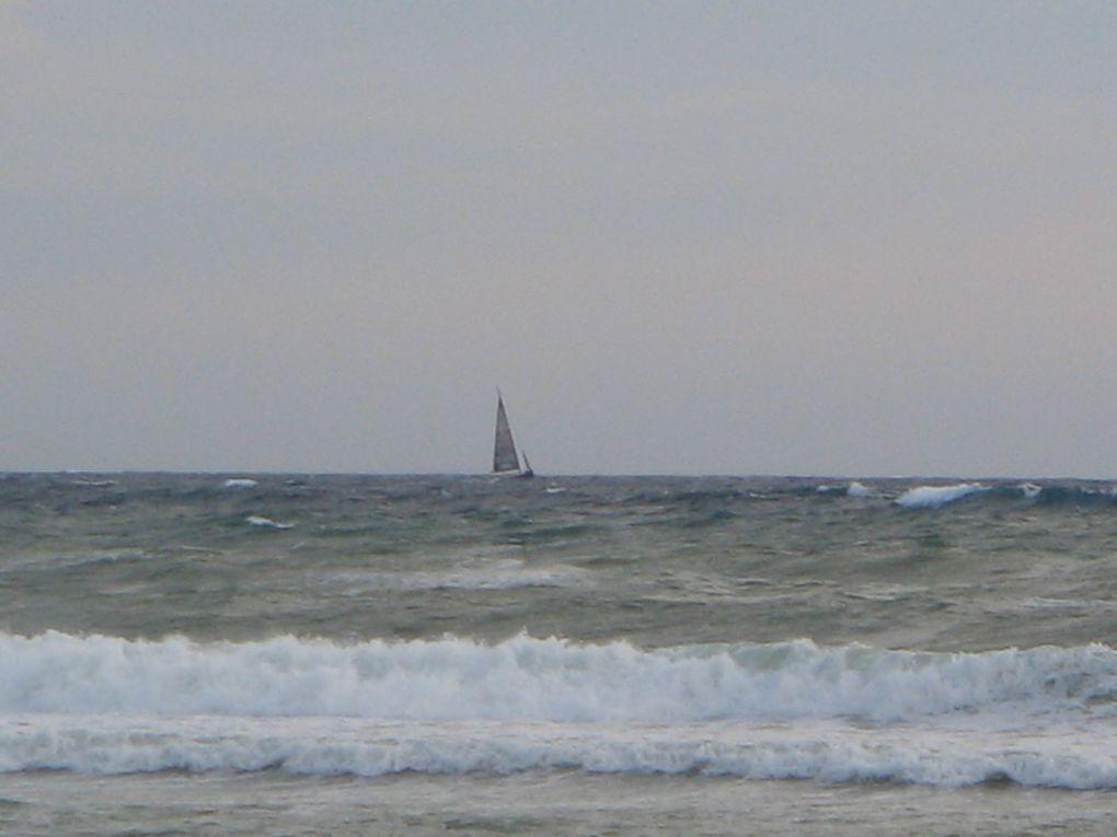 In mezzo al mar...