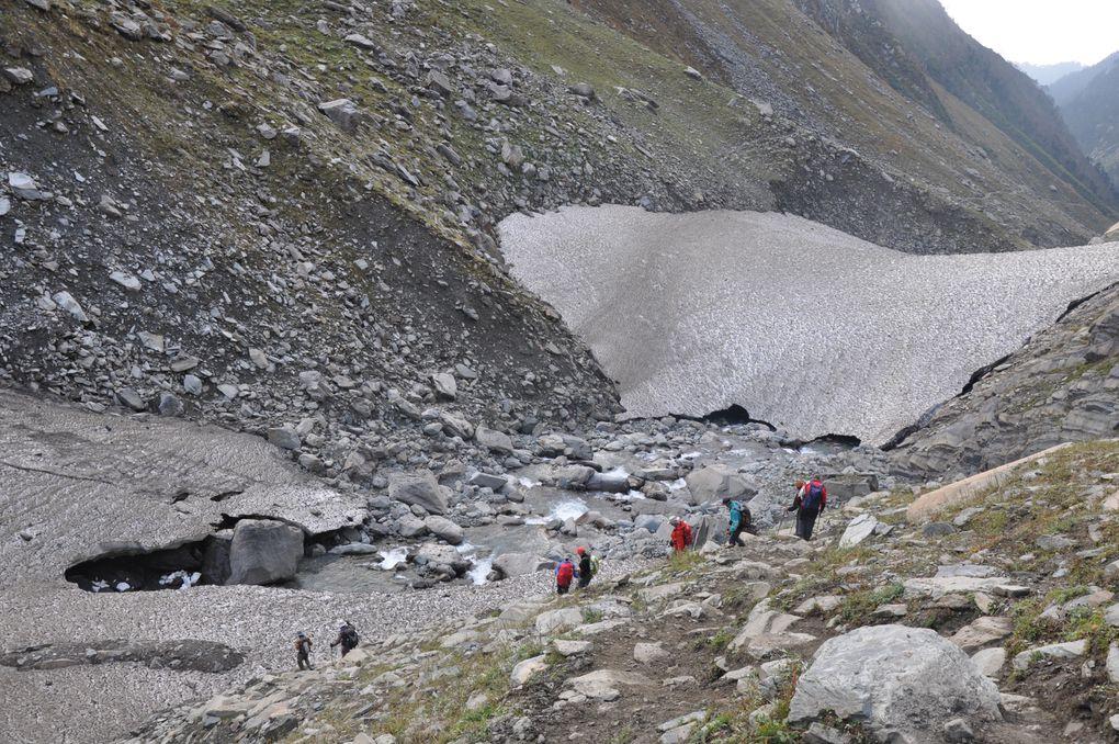 Trek 12 jours, Manali à Bir, Himachal Pradesh, Inde (septembre-octobre 2013)