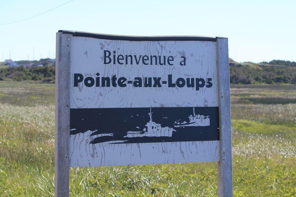 Jour 3 - De Pointe-aux-Loups à Havre-aux-Maisons