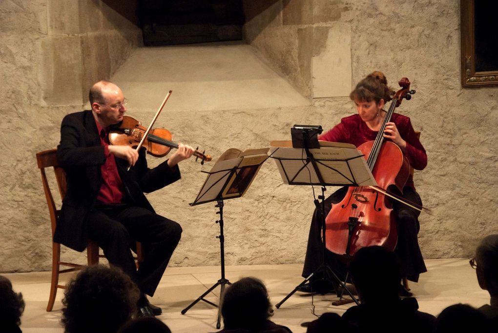 Extraits Musicaux en Concert