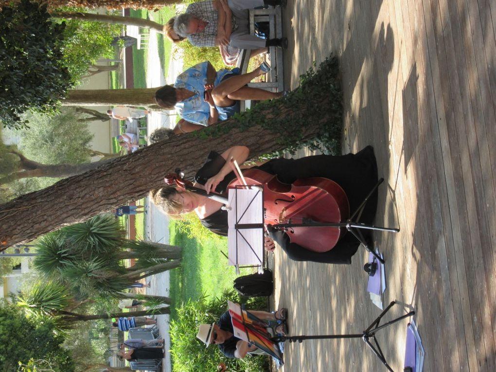 Duo Sisley : Martin Brunschwig, violon / Christine Mourlevat-Brunschwig, violoncelle