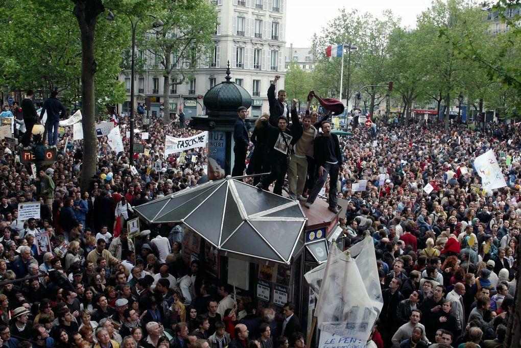 Le premier mai 2002