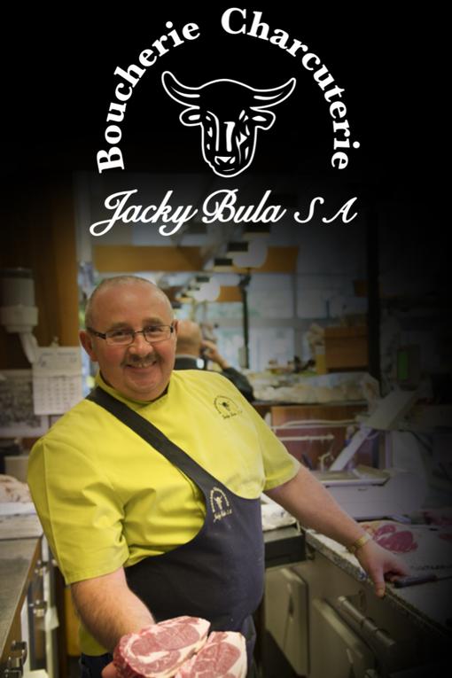 Boucherie Jacky Bula SA / Eric Richard