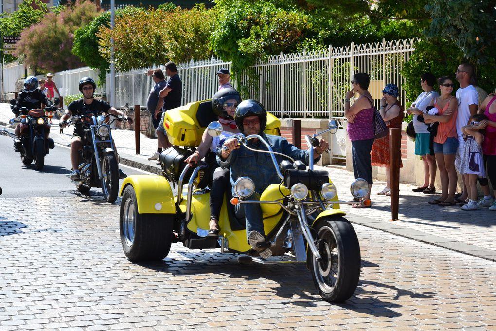 Show - Bike épisode 2  , le dimanche matin  a Soulac .