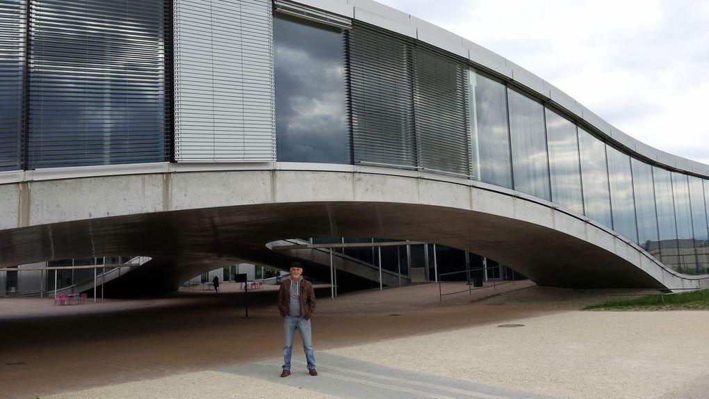 EPFL de Lausanne, une architecture expérimentale