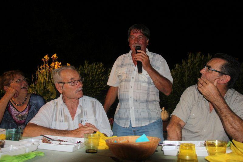 ST GEORGES LOISIRS - RETOUR DES ST GEORGES 2015