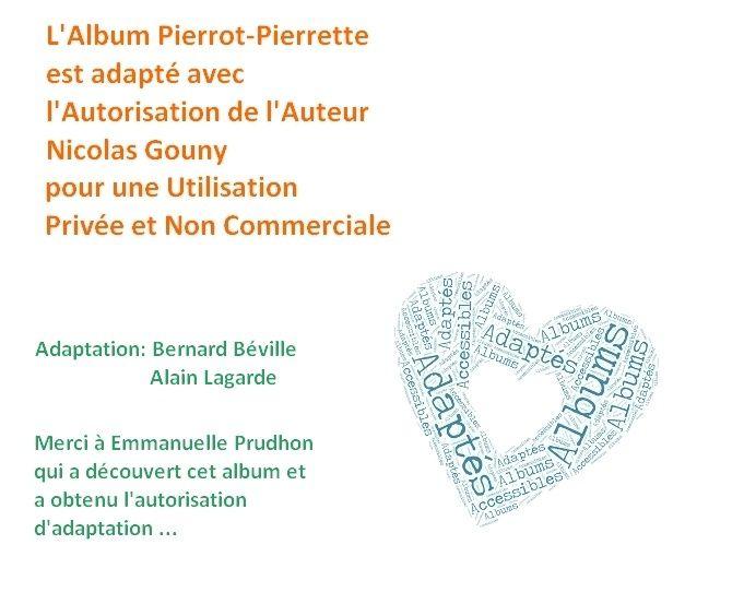 Albums Accessibles: Nicolas Gouny...