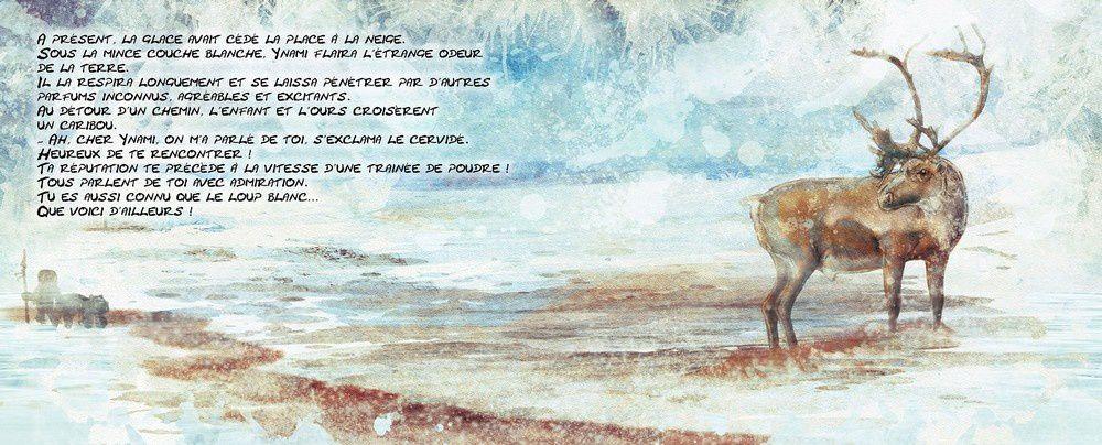 Albums Accessibles: Ynami... la Prophétie des Ours...