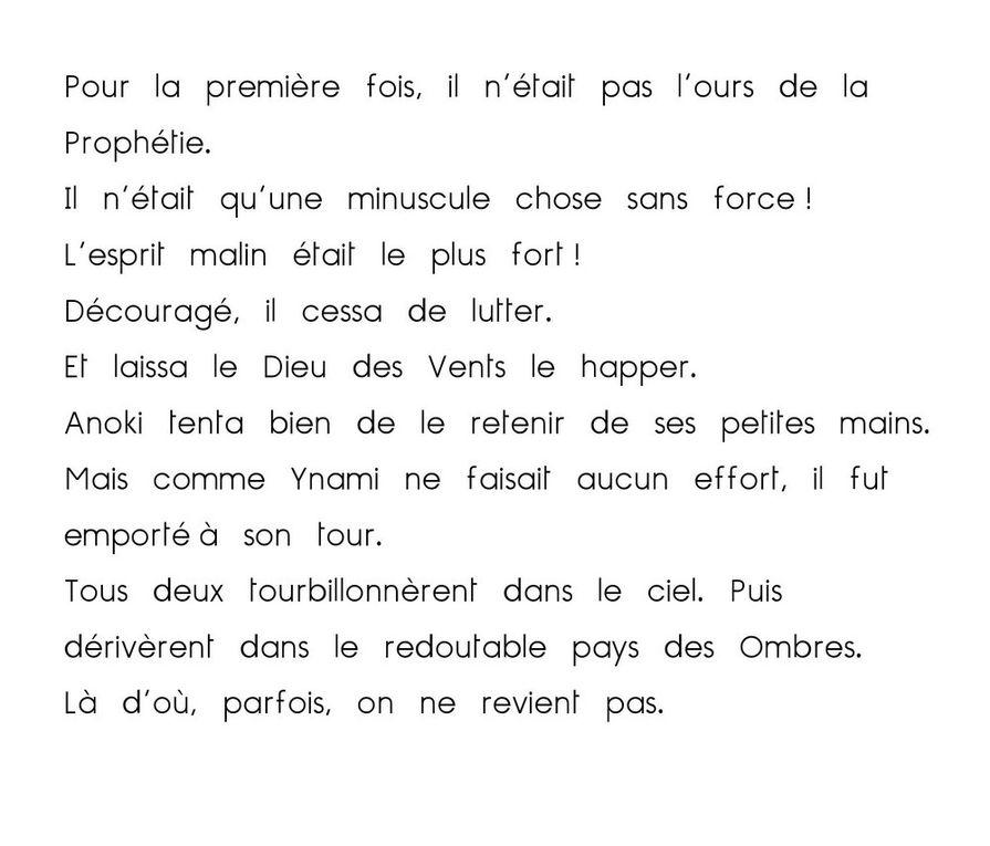 Albums Accessibles: YnamiScol... La Prophétie des Ours pour les Écoles...