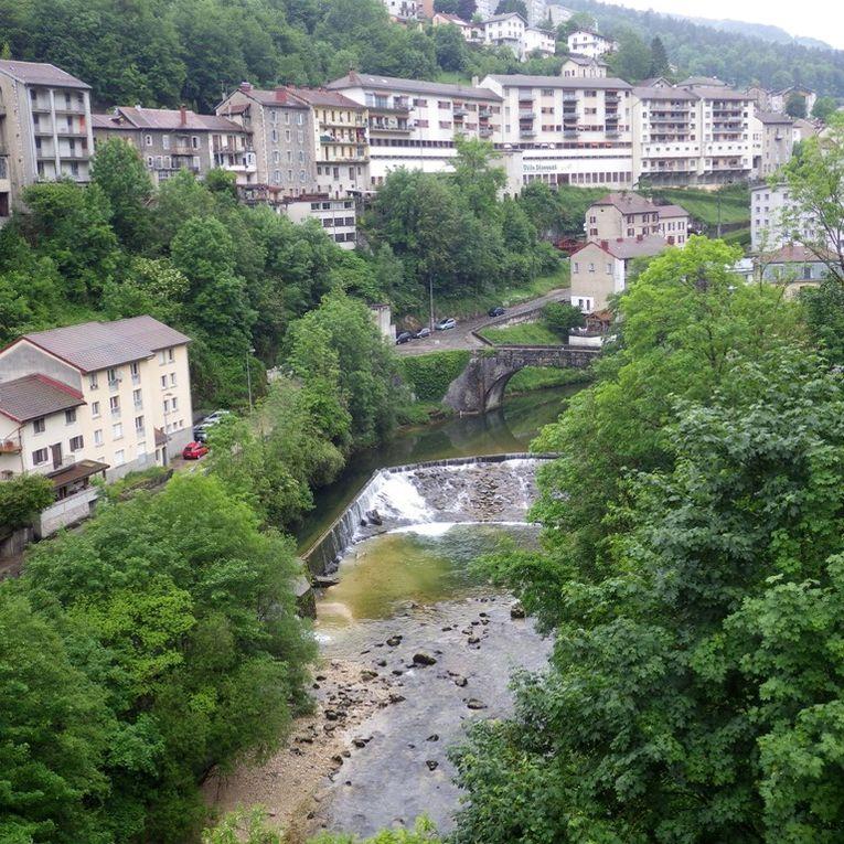 """Une semaine à l'hotel """"Le Duchet"""" à PRENOVEL dans le Jura"""