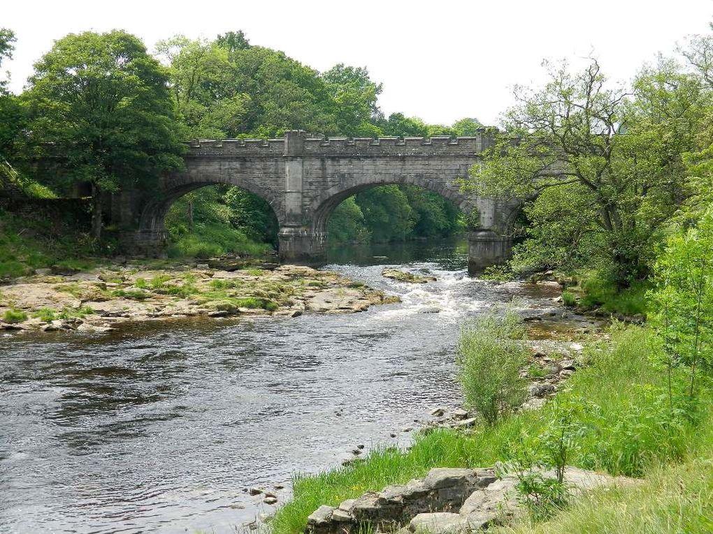 Barden Bridge sur la Wharfe