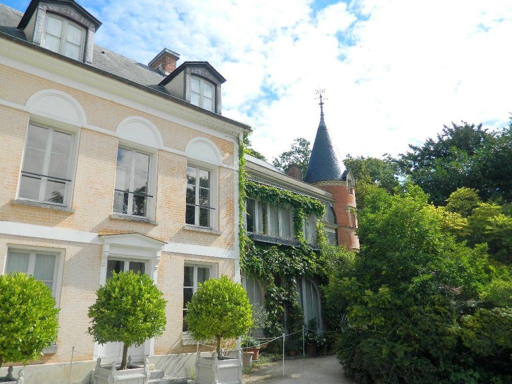 La maison de Chateaubriand dans la Vallée des Loups