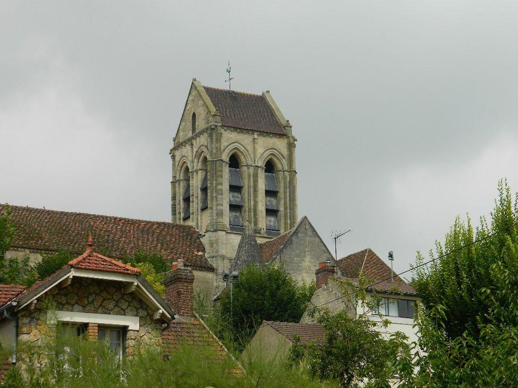 L'Eglise d'Auvers sur Oise