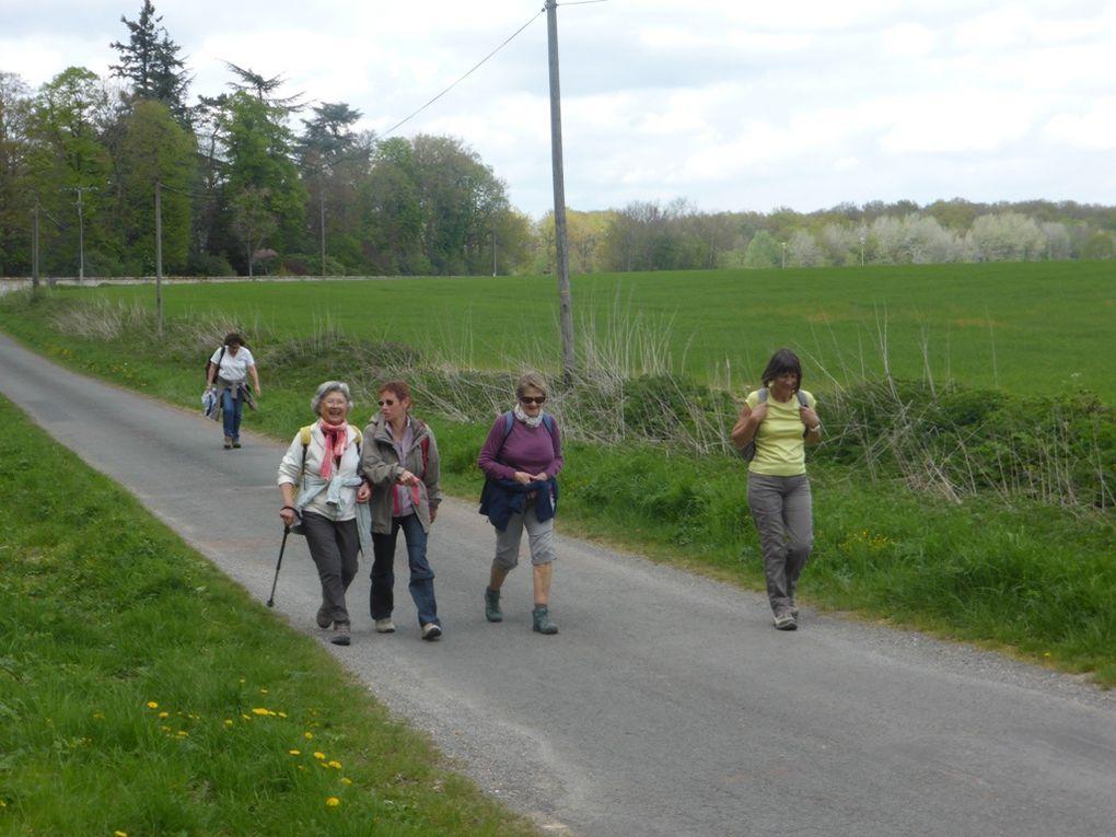 Entre les Yvelines et l'Eure et Loir déjà les étendues de la Beauce ...