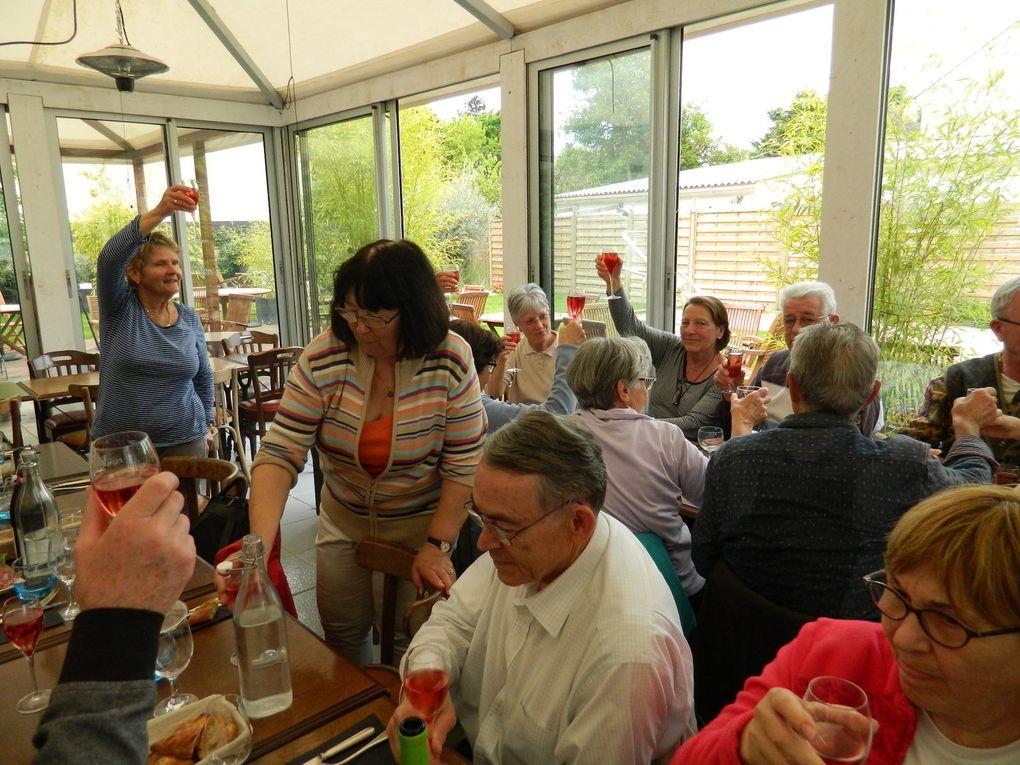 """Puis le Restaurant '""""Les Terrasses"""" . Merci à tous pour votre participation  !!!"""