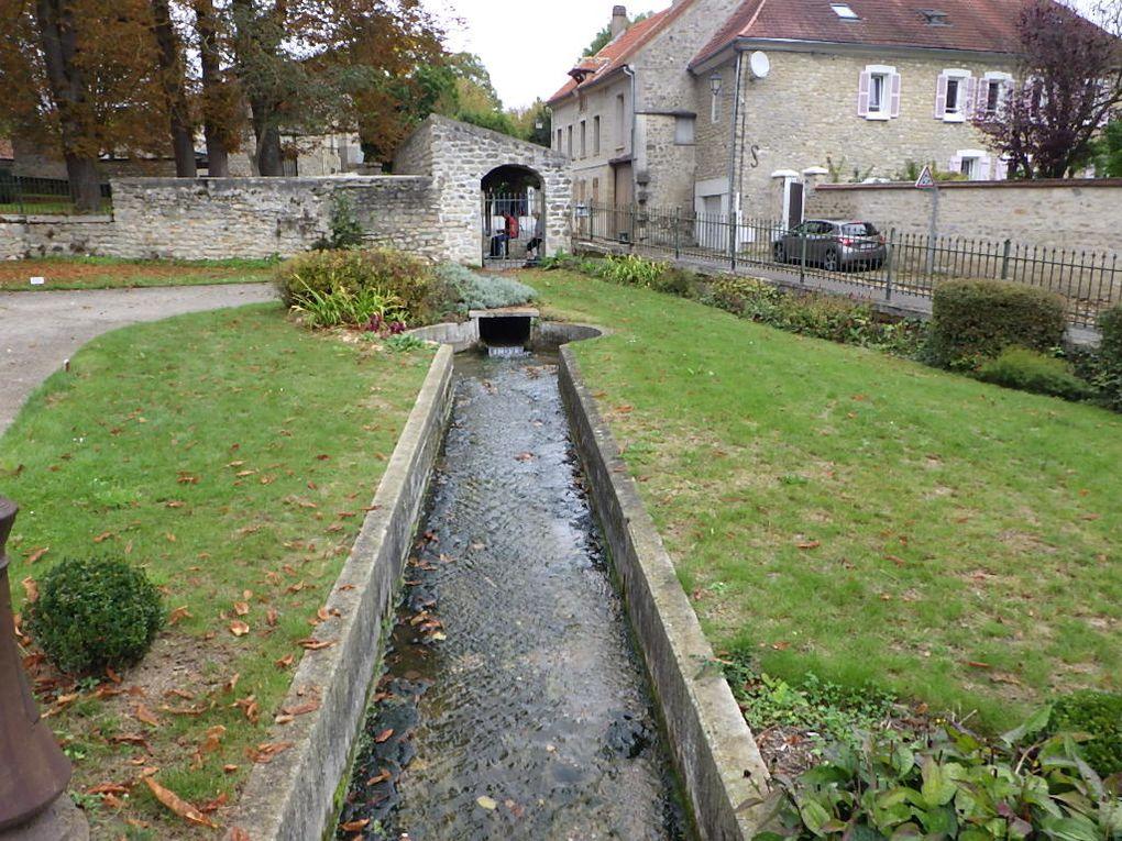 Piquenique dans le Parc de la Mairie de Gaillon/Montcient