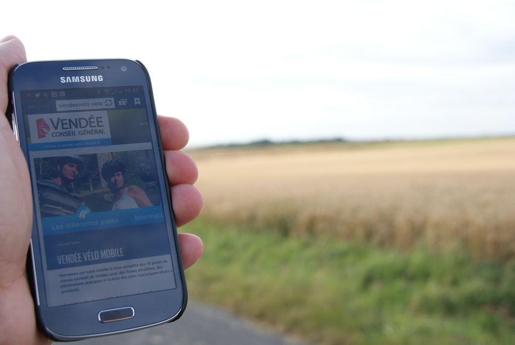 Promenade à vélo : une nouvelle voie de Fontenay le Comte au Gué de Velluire