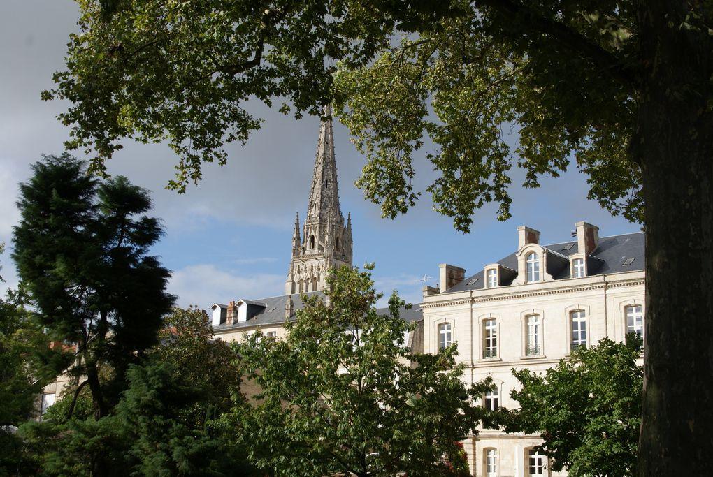 Journées du patrimoine : Fontenay le Comte vous ouvre son coeur !