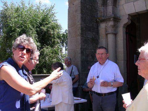 Saint Abdon et Saint Sennen à MAZIRAT