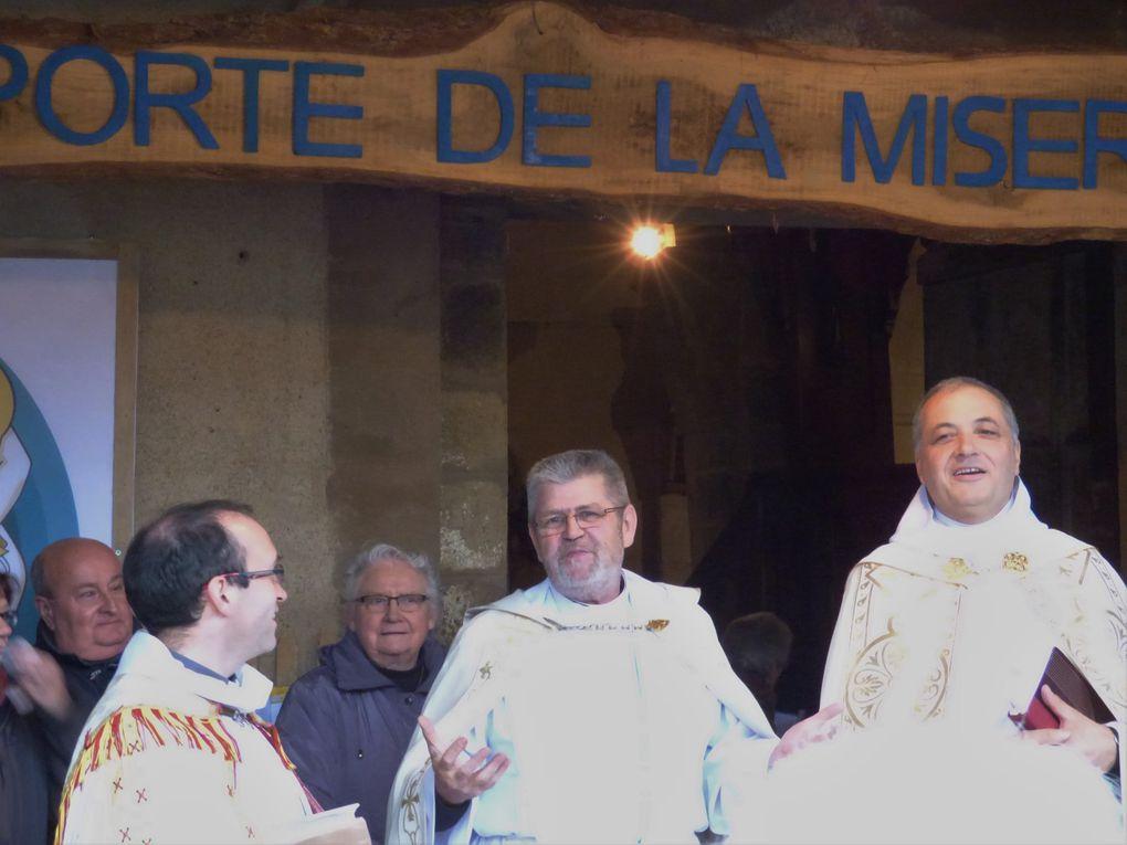Fermeture de la Porte Sainte à Chappes