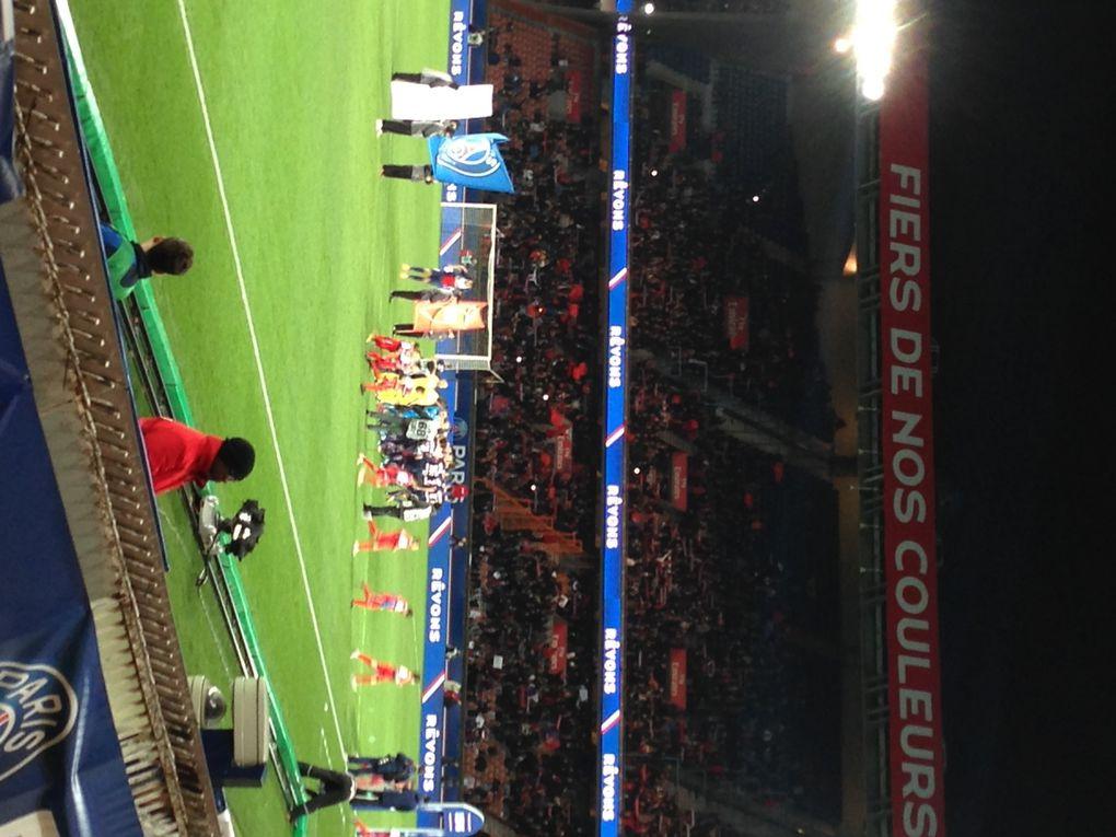 PSG - VAFC + Champs Elysées