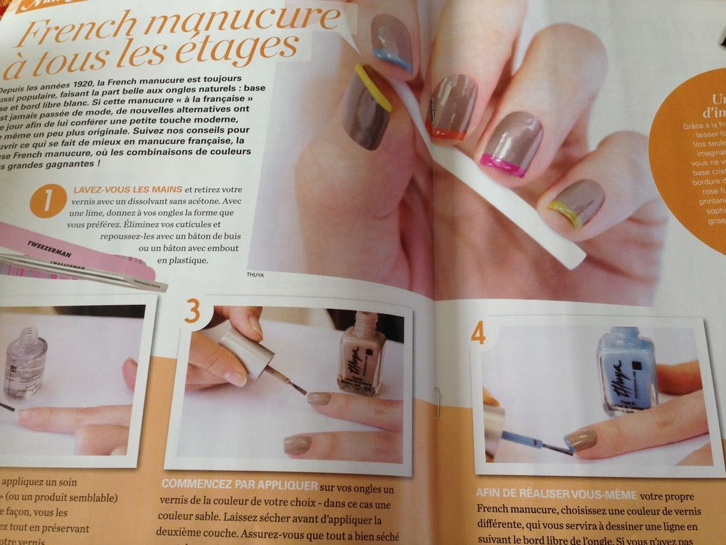 Magasines Fashion Nails