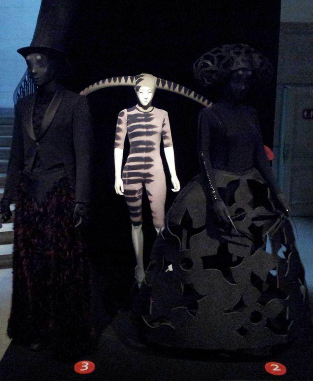 Costumes d'opéra. Retrospective des costumes de l'Opéra de Lyon depuis 20 ans
