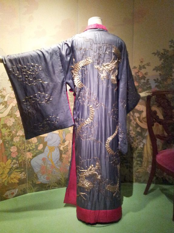 Première partie consacrée aux costumes plus anciens