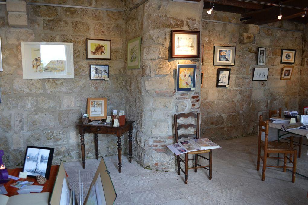 Galerie Meignaud, au solitaire à Laon, à côté de la porte d'Ardon.