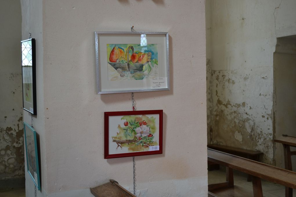 Petite exposition à Bouvancourt