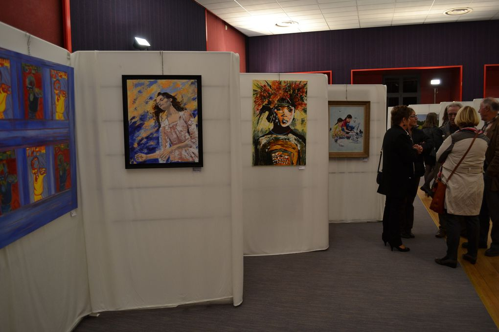 73 ème salon d'automne des artistes Laonnois.