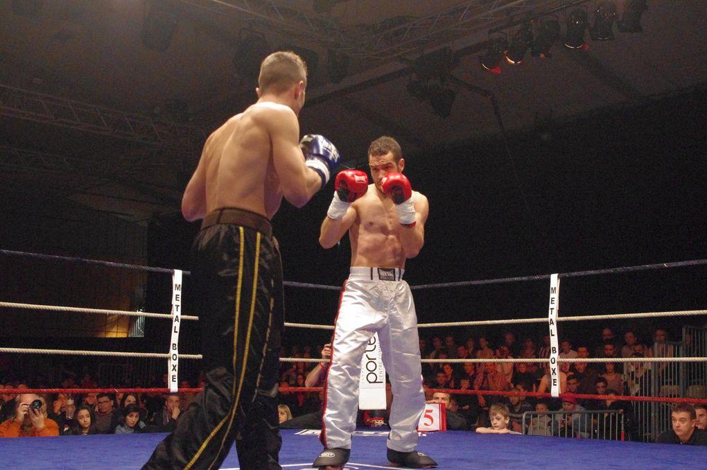 Bertrand FLEURET VS Zacharia MOURCHID