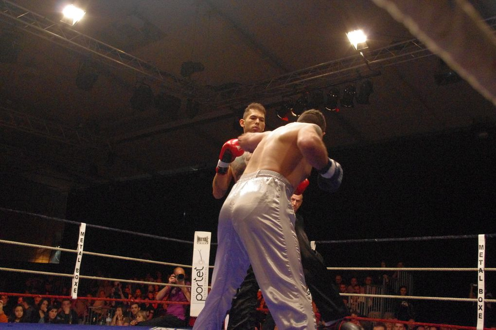 Jean-Luc BENOIT VS Andrew TATE