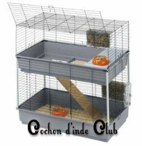 Les cages et parcs du commerce