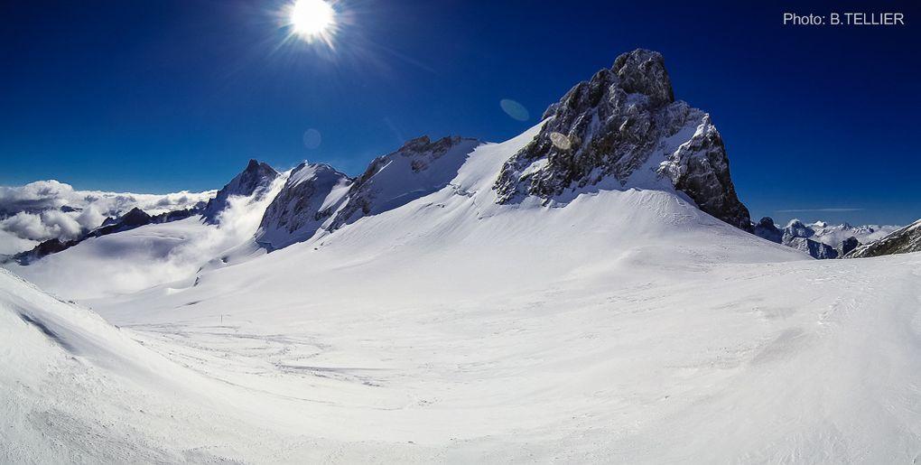 Aeros Gyro 2014 /Glacier de la Girose/ photos Benoit Tellier