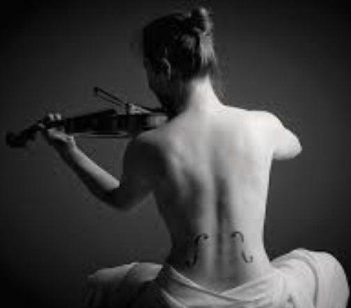Poème: La vie sans musique (serait une erreur). Clin d'œil à Nietzsche