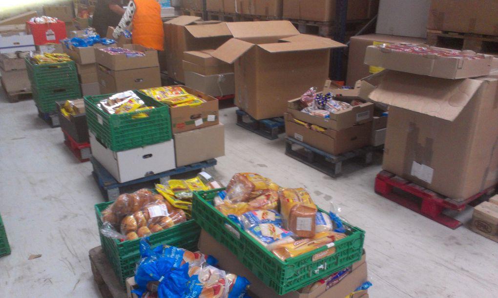 Les activités de la Banque Alimentaire des Alpes Maritimes