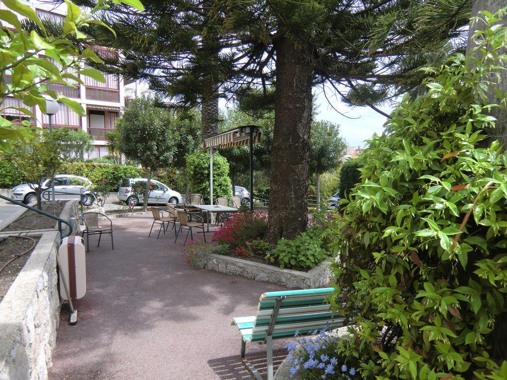 Les établissements d'accueil dans les Alpes Maritimes