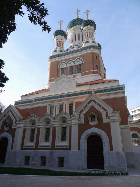 La Cathédrale Saint Nicolas extérieur après rénovation