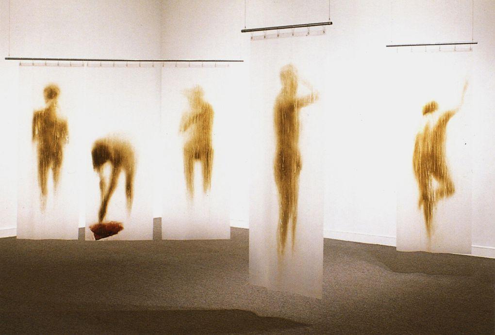 Oscar Muñoz : de Narcisse à Sisyphe